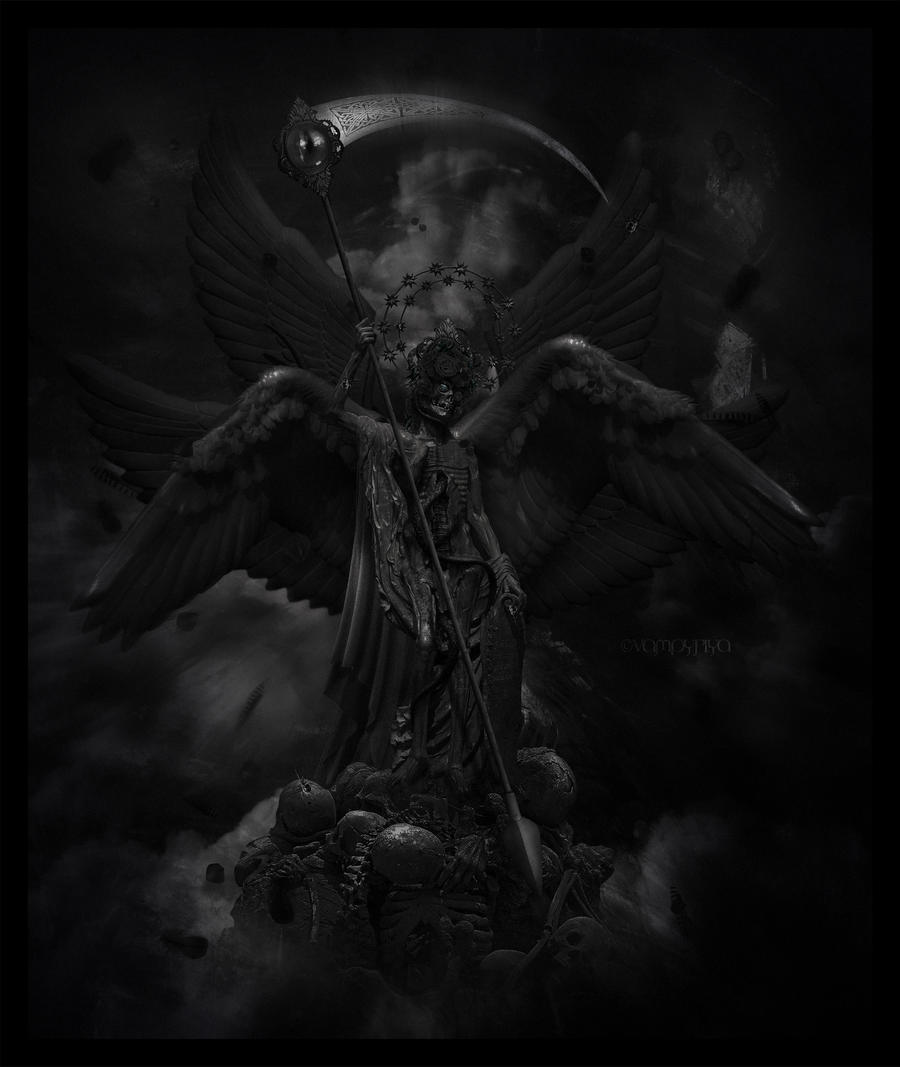 Angel of Death by Vampyriya