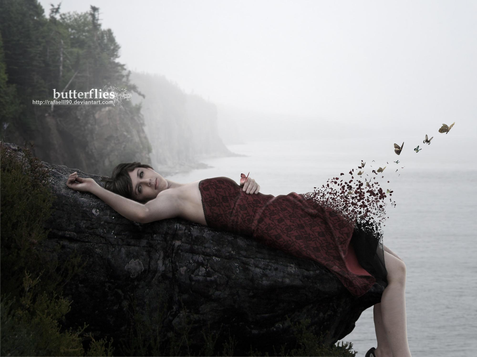 Butterflies by Rafaelll90