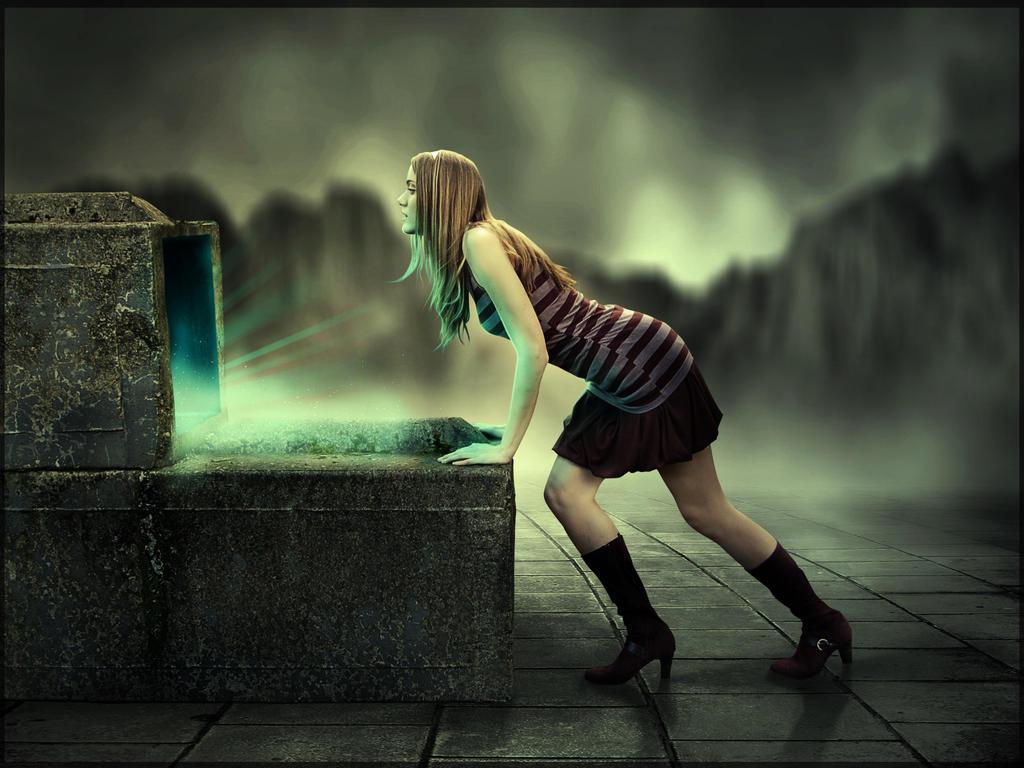 Secret of Light by Rafaelll90