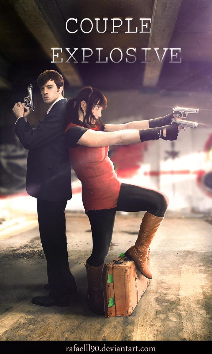 Couple Explosive by Rafaelll90