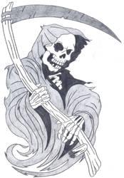 reaper by fallensamurai22