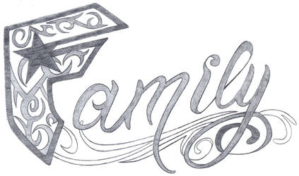 famous family by fallensamurai22