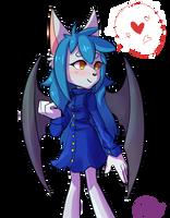 MadddieBat is a cute username ^^ by Alliizoo