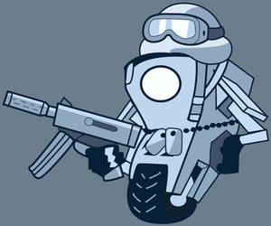 Claptrap Gun1 by jessemayberry