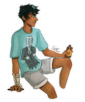 Percy by SixofClovers