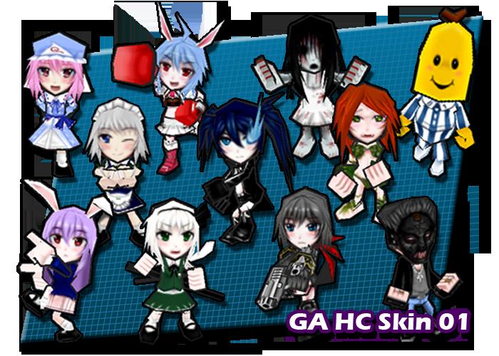 Getamped2 novo/new skins anime pack 2016 youtube.