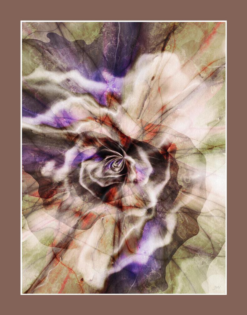 Flowers in Winter by dreamingaze