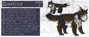 Spinefrost- SolarClan old ref