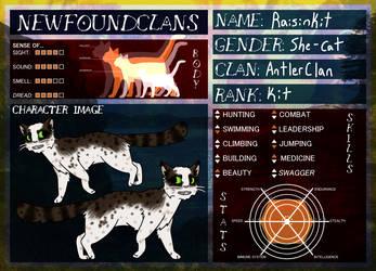 Newfoundclans Refs by Alopiidae on DeviantArt