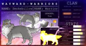 Smokebillow - WildClan
