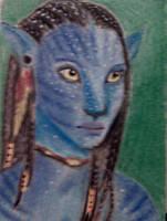 Avatar - Neytiri by BrokenBetrayal