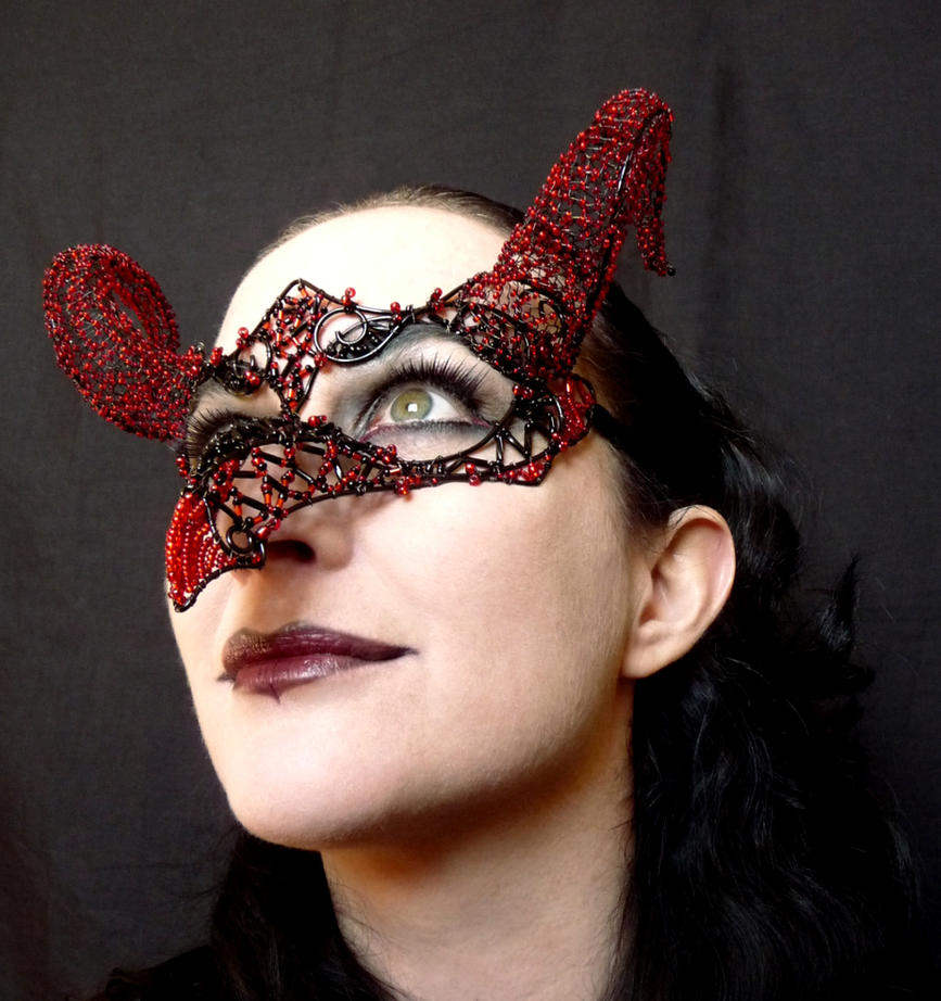 Picture suggestion for Dragon Masquerade Masks