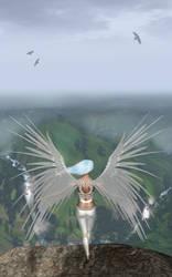 Freefall by SimmersaurusRex