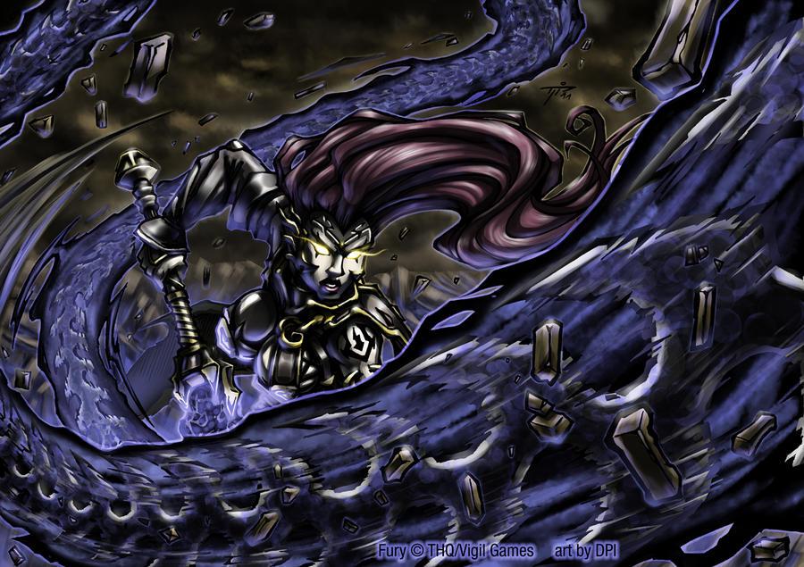 Darksiders_Fury_color by ArtofDPI