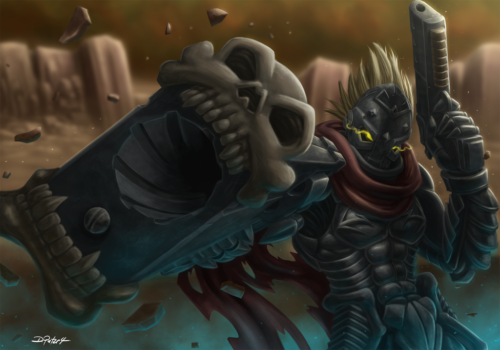 Darksiders Strife REDRAW by ArtofDPI on DeviantArt