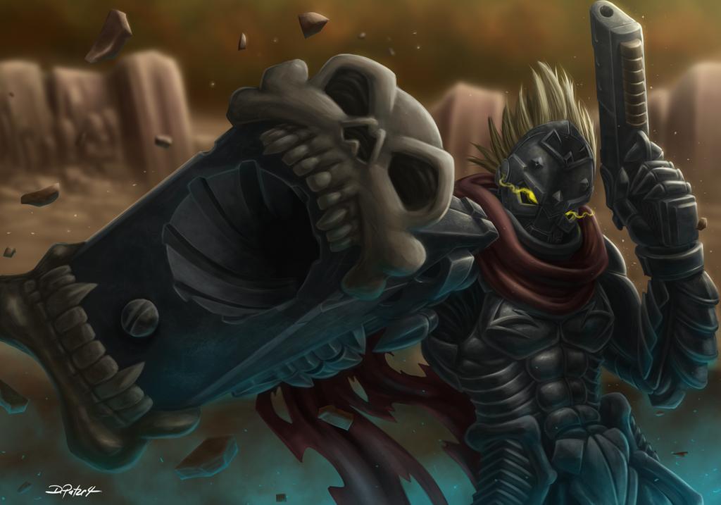 Darksiders Strife REDRAW by ArtofDPI on DeviantArt