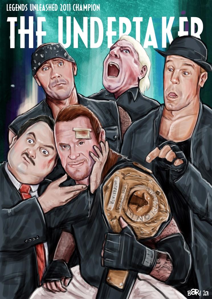 Undertaker Celebration by Bardsville