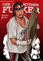 Terry Funk Unleashed by Bardsville