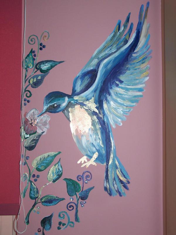 new bird by gold-paroles