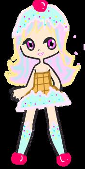 .:Custom:. - Ice Cream Girl