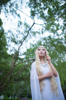Galadriel - Lady of the elven forest