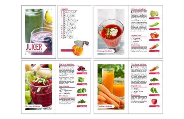 recipe book design by melfiretto on deviantart