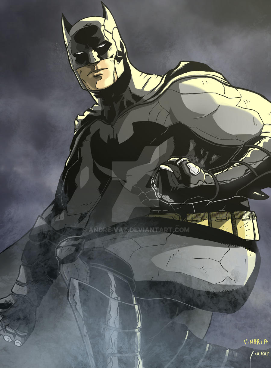 Batman by Andre-VAZ
