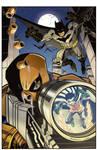 Batman Commission by Scott McDaniel - Inks Colors
