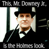 The Holmes Look by KCScribbler