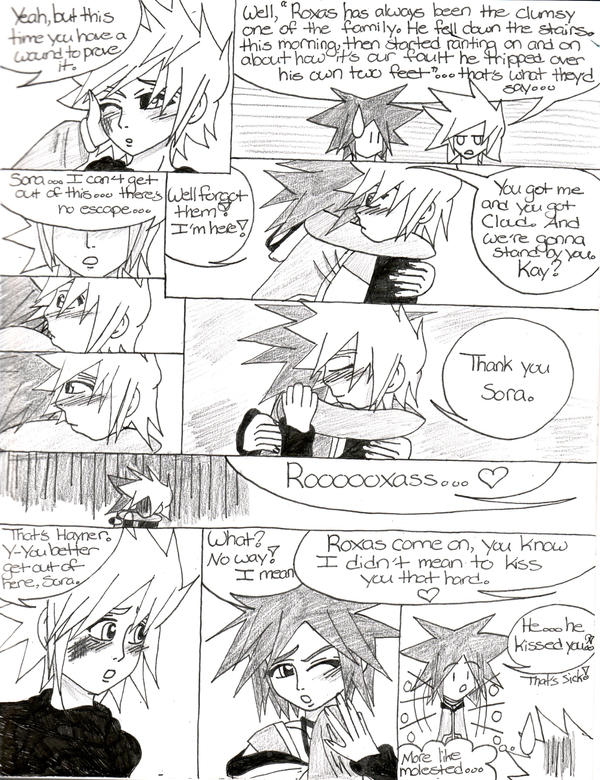 Hey Roxas Chapter 1 Pg. 9 by MewThalia-chan