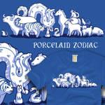 Porcelain Zodiac