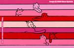 Cat Stripes Pink 01
