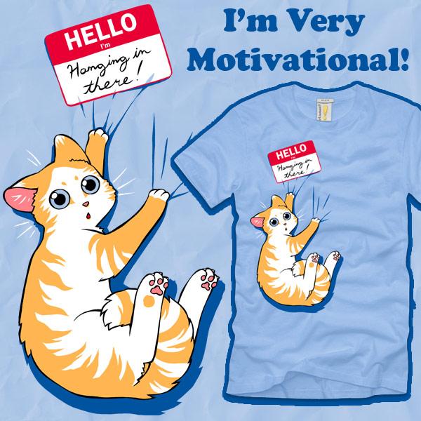 Very Motivational by amegoddess