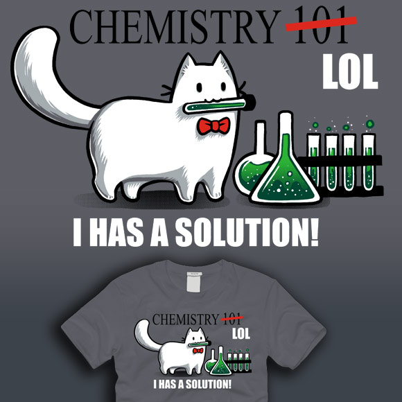 Chemistry LOL by amegoddess