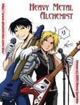 Heavy Metal Alchemist, ROCK by amegoddess