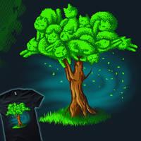 Cat Tree by amegoddess