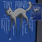 Tiny Pointy Kitty Feet