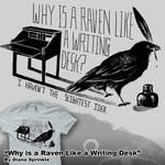 Why Is a Raven Like a Writing Desk