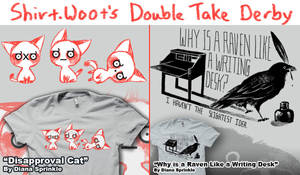 Vote For my Shirts Again