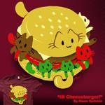 IR Cheeseburger