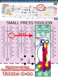 San Diego Comic Con 2016 by amegoddess
