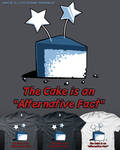 The Cake is an Alternative Fact