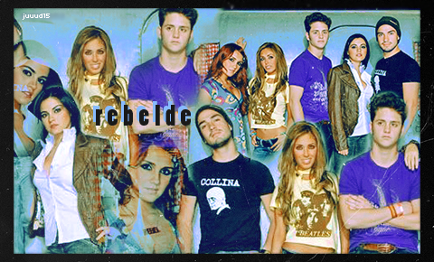Rebelde 3 by juuud15