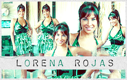 Lorena Rojas by juuud15