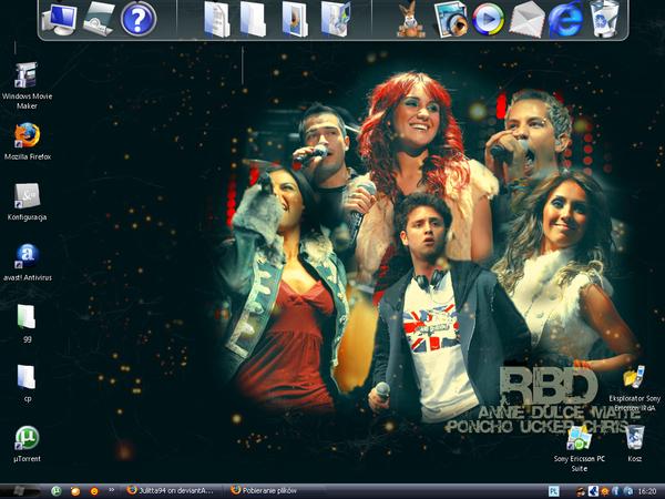 My Desktop by juuud15