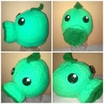 Pea shooter Hat by KnitKnotHats