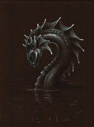 Sea Serpent by dracontiar