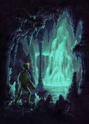 Peego and the Crystal Cave