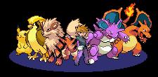 Xthehedgehog1997's Team by gamerpainter