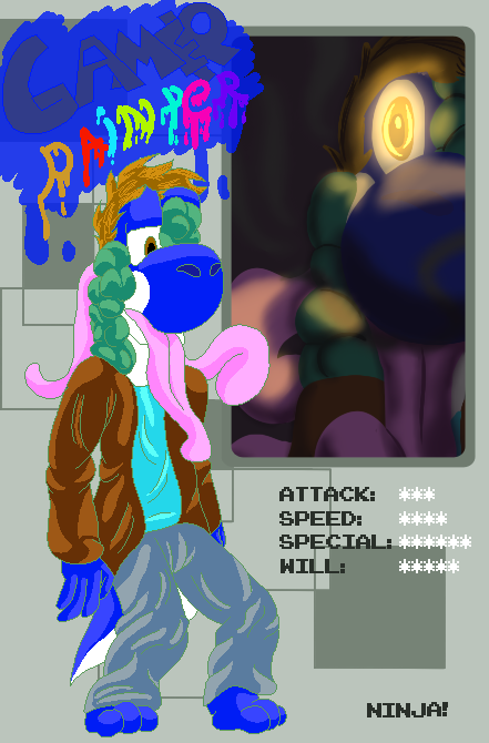 gamerpainter's Profile Picture